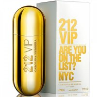 carolina herrera 212 VIP 80 ml  EDP dama