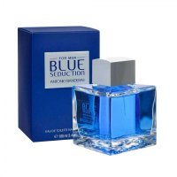 antonio banderas BLUE SEDUCTION 100 ml hombre EDT