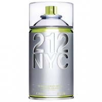 carolina herrera 212 BODY 250 ml dama