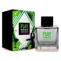 antonio banderas PLAY IN BLACK 100 ml EDT