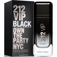 carolina herrera 212 VIP BLACK 100 ml EDP