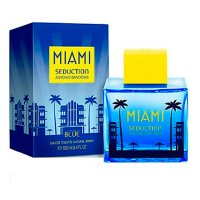 antonio bandera MIAMI SEDUCTON BLUE  100 ml EDT