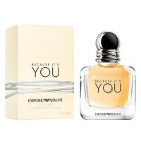 emporio armani BECAUSE IT S  YOU 100 ml EDT