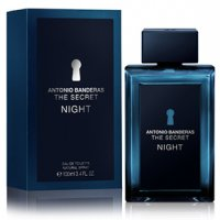 antonio banderas THE SECRET NIGHT 100 ml EDT