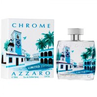 azzaro CHROME LIMITED EDITION 100 ml EDT