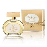 antonio banderas HER GOLDEN SECRET 80 ml EDT