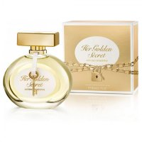 antonio banderas HER GOLDEN SECRET 50 ml EDT