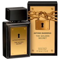 antonio banderas THE GOLDEN SECRET 100 ml EDT