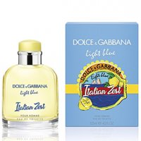 dolce gabbana LIGHT BLUE ITALIAN ZEST 125 ml EDT