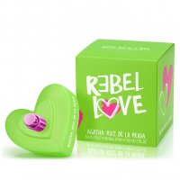 agatha ruiz REBEL LOVE 80 ml EDT