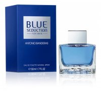 antonio banderas BLUE SEDUCTION 50 ml hombre EDT