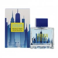 antonio banderas URBAN SEDUCTION IN BLUE 100 ml  hombre EDT