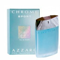 azzaro CHROME SPORT 50 ml EDT
