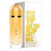 carolina herrera 212 VIP dama 125ml EDP