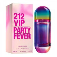 carolina herrera 212 VIP PARTY FEVER 80 ml DAMA