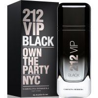 carolina herrera 212 VIP BLACK 200 ml EDP