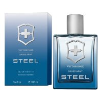 swiss army STEEL 100 ml EDT