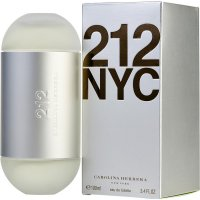 carolina herrera 212 100 ml EDT dama